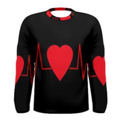 Hart Bit Men s Long Sleeve Tee