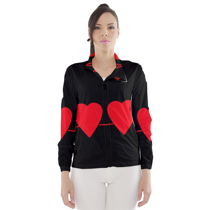 Hart bit Wind Breaker (Women)