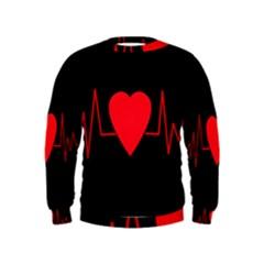 Hart Bit Kids  Sweatshirt