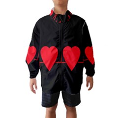 Hart bit Wind Breaker (Kids)