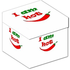 I am hot  Storage Stool 12