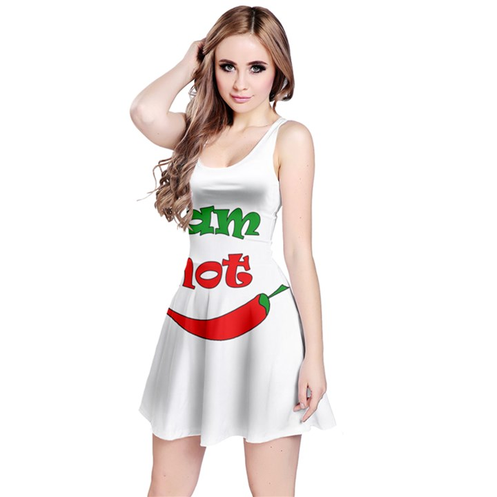 I am hot  Reversible Sleeveless Dress
