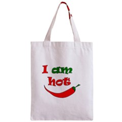 I Am Hot  Classic Tote Bag