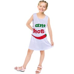 I Am Hot  Kids  Tunic Dress