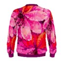 Geometric Magenta Garden Men s Sweatshirt View2