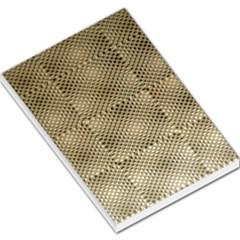 Fashion Style Glass Pattern Large Memo Pads