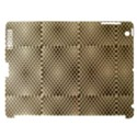 Fashion Style Glass Pattern Apple iPad 3/4 Hardshell Case (Compatible with Smart Cover) View1