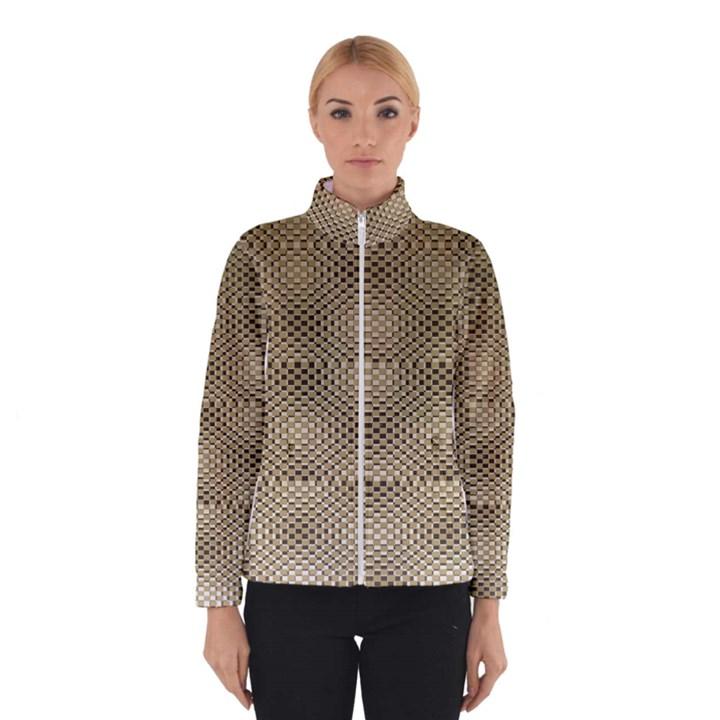 Fashion Style Glass Pattern Winterwear