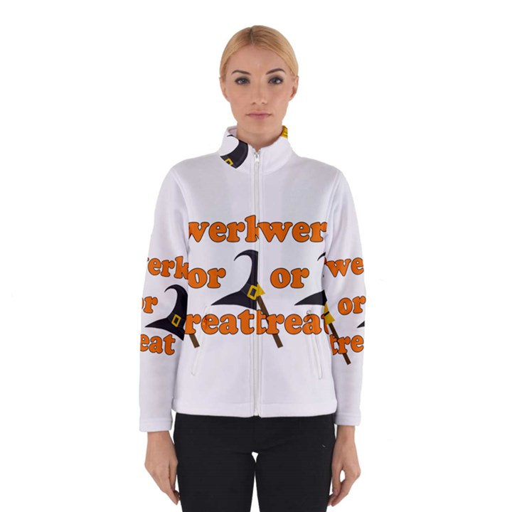 Twerk or treat - Funny Halloween design Winterwear