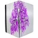 Purple Tree iPad Air Flip View3