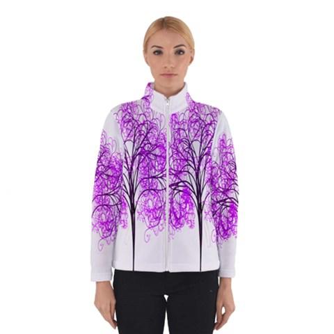 Purple Tree Winterwear