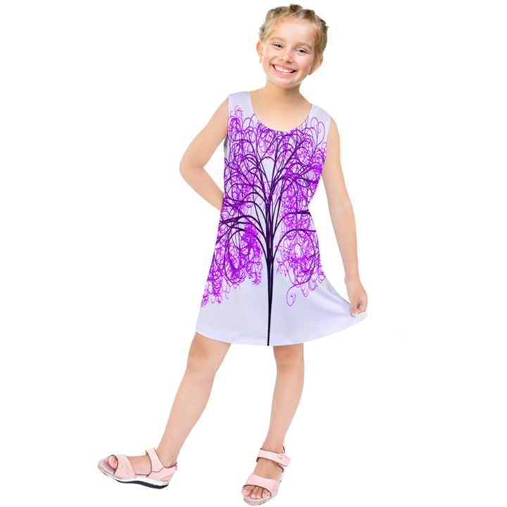 Purple Tree Kids  Tunic Dress