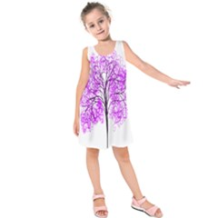 Purple Tree Kids  Sleeveless Dress