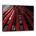 Red Building City Canvas 20  x 16  View1