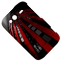 Red Building City HTC Wildfire S A510e Hardshell Case View5