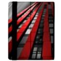 Red Building City Kindle Fire (1st Gen) Flip Case View3