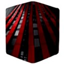 Red Building City Apple iPad 2 Flip Case View4