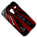 Red Building City Samsung Galaxy Ace Plus S7500 Hardshell Case View5