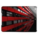 Red Building City iPad Air Hardshell Cases View1