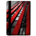 Red Building City iPad Mini 2 Flip Cases View4