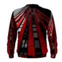 Red Building City Men s Sweatshirt View2