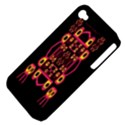Alphabet Shirt Apple iPhone 4/4S Hardshell Case (PC+Silicone) View4
