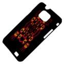 Alphabet Shirt Samsung Galaxy S II i9100 Hardshell Case (PC+Silicone) View4