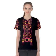 Alphabet Shirt Women s Cotton Tee