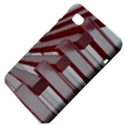 Red Sunglasses Art Abstract  Samsung Galaxy Tab 7  P1000 Hardshell Case  View4