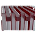 Red Sunglasses Art Abstract  Apple iPad 3/4 Hardshell Case (Compatible with Smart Cover) View1