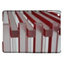 Red Sunglasses Art Abstract  iPad Air Hardshell Cases View1
