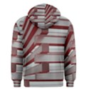 Red Sunglasses Art Abstract  Men s Pullover Hoodie View2