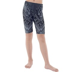 Reichstag Berlin Building Bundestag Kids  Mid Length Swim Shorts