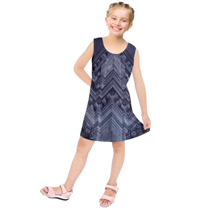 Reichstag Berlin Building Bundestag Kids  Tunic Dress