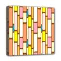 Retro Blocks Mini Canvas 8  x 8  View1