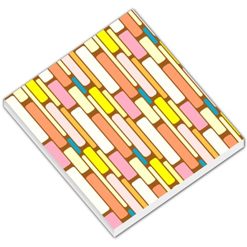 Retro Blocks Small Memo Pads