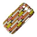 Retro Blocks Samsung Galaxy S III Classic Hardshell Case (PC+Silicone) View4