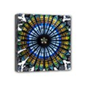 Rose Window Strasbourg Cathedral Mini Canvas 4  x 4  View1