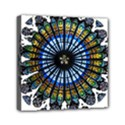 Rose Window Strasbourg Cathedral Mini Canvas 6  x 6  View1