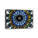 Rose Window Strasbourg Cathedral Mini Canvas 6  x 4  View1