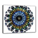 Rose Window Strasbourg Cathedral Canvas 20  x 16  View1