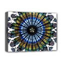 Rose Window Strasbourg Cathedral Deluxe Canvas 16  x 12   View1