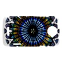 Rose Window Strasbourg Cathedral HTC One X Hardshell Case  View1