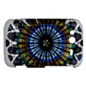 Rose Window Strasbourg Cathedral HTC Wildfire S A510e Hardshell Case View1