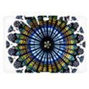 Rose Window Strasbourg Cathedral Samsung Galaxy Tab 10.1  P7500 Hardshell Case  View1