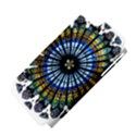 Rose Window Strasbourg Cathedral Apple iPhone 5 Hardshell Case (PC+Silicone) View4