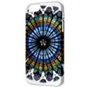 Rose Window Strasbourg Cathedral Apple iPhone 5 Classic Hardshell Case View3