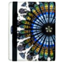 Rose Window Strasbourg Cathedral Kindle Fire (1st Gen) Flip Case View3