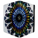 Rose Window Strasbourg Cathedral Kindle Fire (1st Gen) Flip Case View4