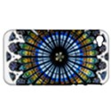 Rose Window Strasbourg Cathedral Apple iPhone 4/4S Hardshell Case (PC+Silicone) View1